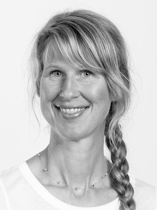 Lena Orrberg, kontorschef för Arkitektgruppen GKAK Stockholm.