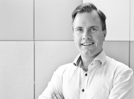 Claes Eliasson, VD Junior Living