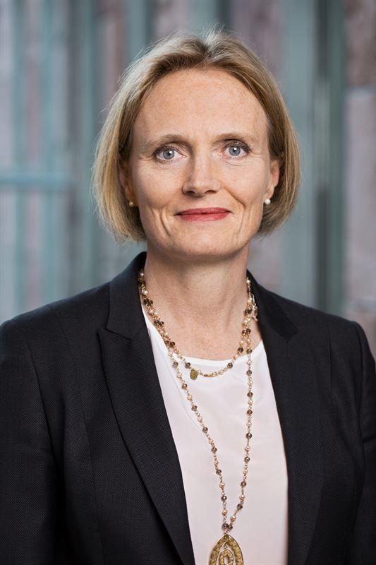 Britta Burreau, vd KPA Pension.