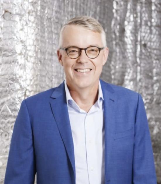 Göran Danling Affärsutvecklare och processansvarig Energitjänster hos Riksbyggen.