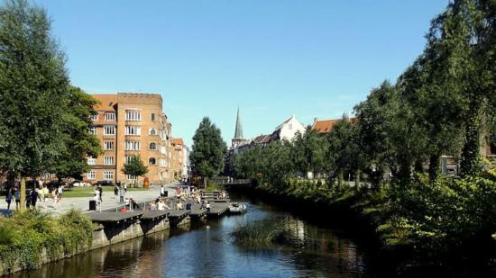 Århus Danmark.