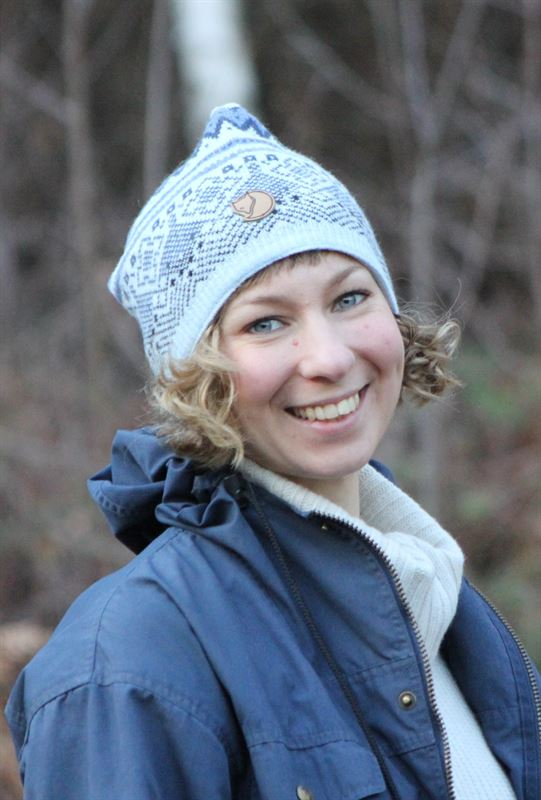 Helena Hasslöf, legitimerad läkare och doktorand på Arbets- och miljömedicin (AMM), Sahlgrenska akademin.