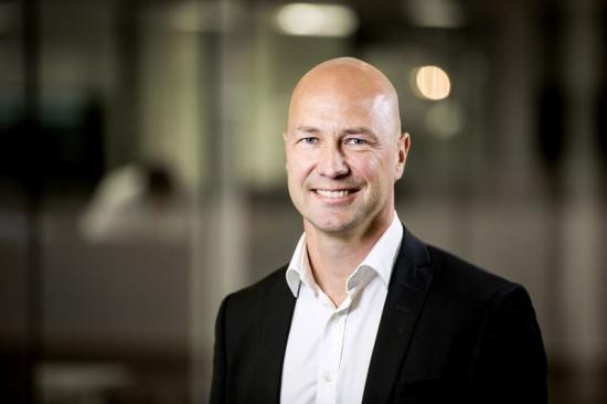Manne Aronsson, VD för NCC Property Development Norge.