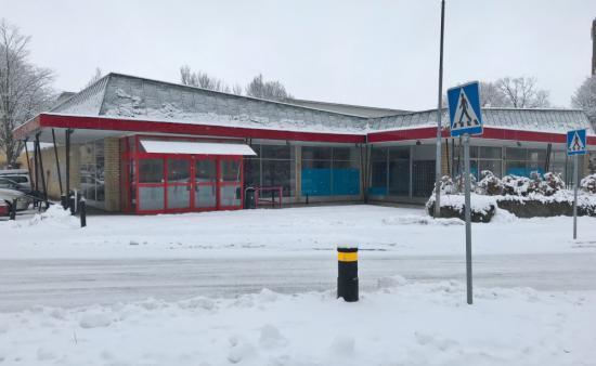 Ica Havstena i februari 2018.