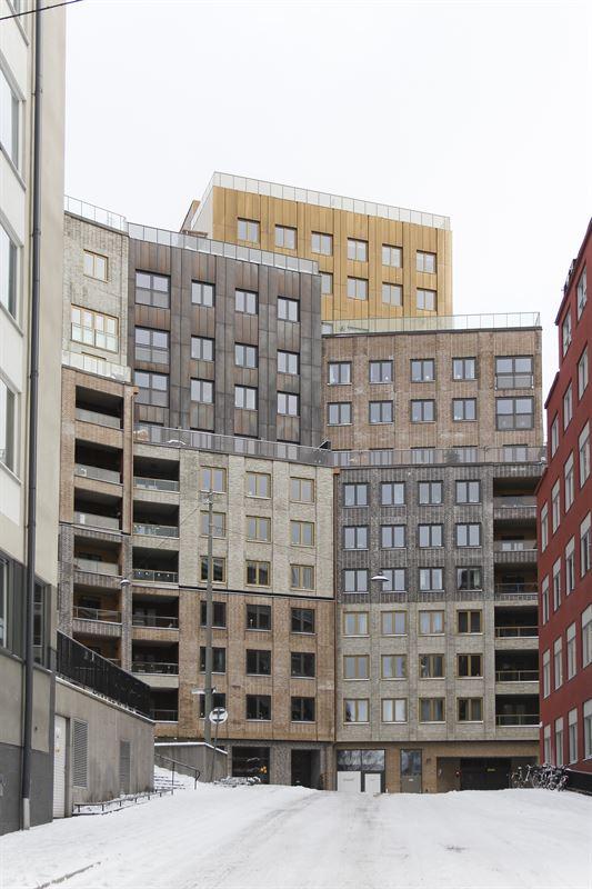 <span>Etaget på västra Kungsholmen. Arkitektkontor: Kjellander+Sjöberg</span>