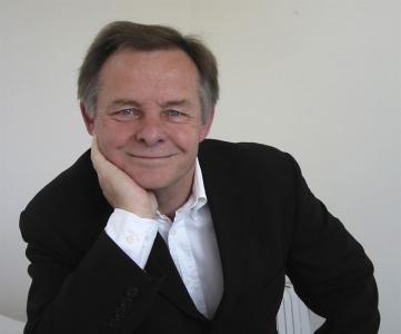 Colin Fudge, gästprofessor i urban framtid och design, Chalmers.