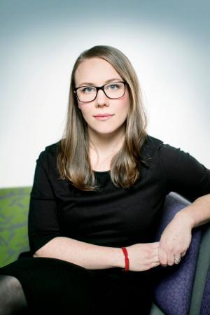 Anna Broman, bostadspolitisk expert, Byggföretagen.
