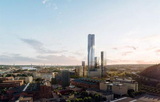 När Karlatornet är färdigställthar Göteborg en helt ny stadssiluett och kan skryta om att ha Nordens högsta byggnad.