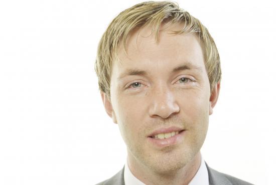 Magnus Manhammar, riksdagsledamot för Socialdemokraterna.