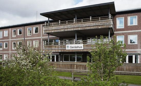 Köket i Geråshus äldreboende använde sju procent mindre el - bara genom att jobba på ett mer energieffektivt sätt.