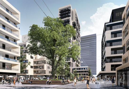 <span>Nordea, Nordens största finanskoncern och en av Europas största banker, ska hyra kontor av NCCpå <span>Frederiks Plads II.</span></span>