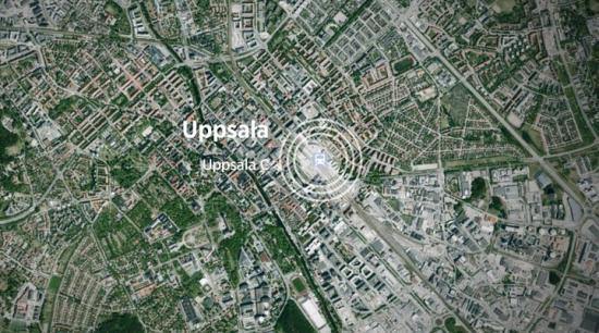Förbättrad kollektivtrafik, gång- och cykeltrafik samt att ta vara på park, torg och byggnader är viktiga delar i utvecklingen av Uppsala C.