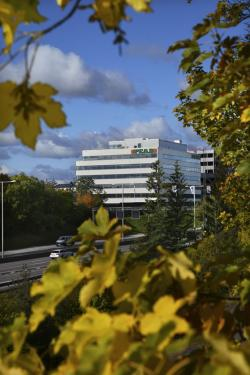 Peab Center Stockholm.