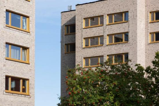800 nya bostäder byggs på Lappkärrsberget, som kommer bli Sveriges största studentbostadsområde.