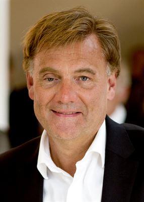 Anders Arfvén, ny VD Serneke Sverige.
