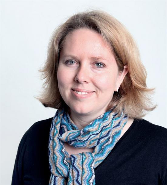 Maria Grimberg, tillträdande kommunikationschef på NCC.