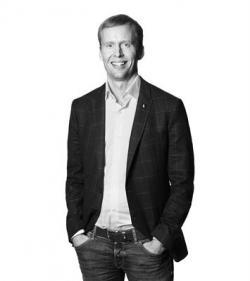 Mikael Thorgren, regionchef Serneke Norr.