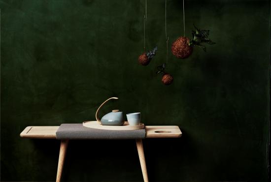 Ett nytt spackel från Dana Lim erbjuder möjligheten att möta efterfrågan på det mer rustika och varma uttrycket i hemmet.