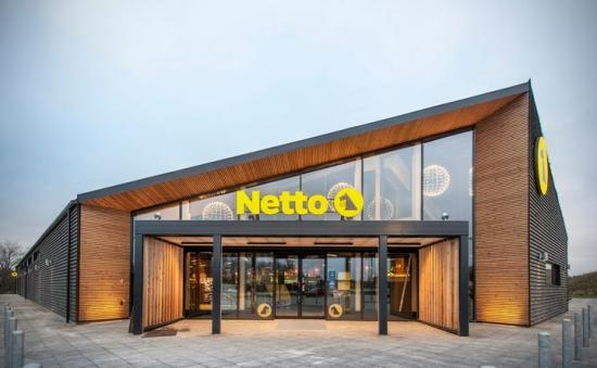 Välkommen till den första danska hållbara självständiga livsmedelsbutiken som fått certifieringen DGNB Gold!