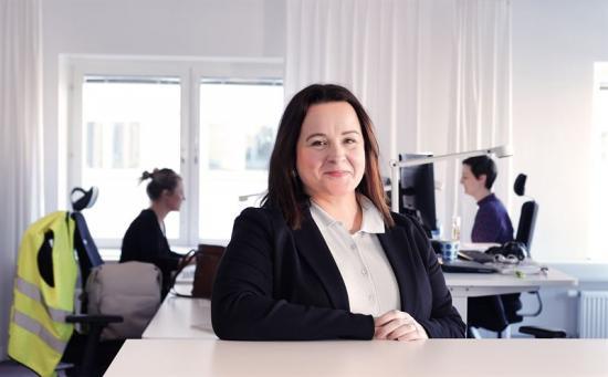 <span>Belma Rejnefelt tar plats i ledningsgruppen för SISAB, som avdelningschef för Fastighetsutveckling.</span>