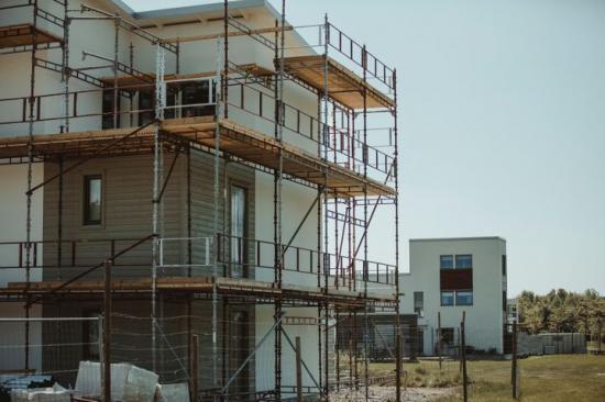 Bäddat för ett växande bostadsbyggande.