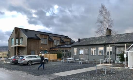 Grafitgrå i Kaxholmen vann stadsbyggnadspriset 2019.