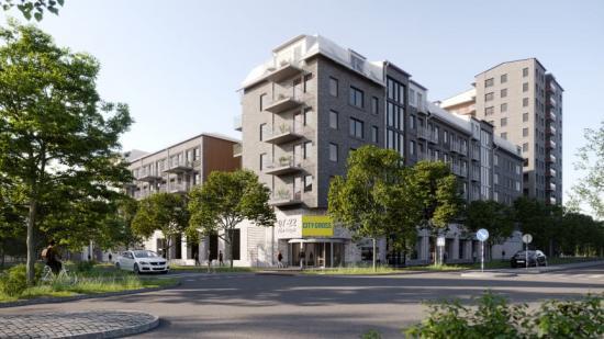 Valhall, Malmö (bilden är en illustration).