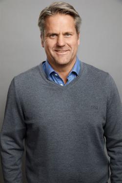 Stefan Danielsson, affärsområdeschef Bygg.