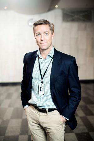 Fredrik Isaksson, chefekonom, Byggföretagen.