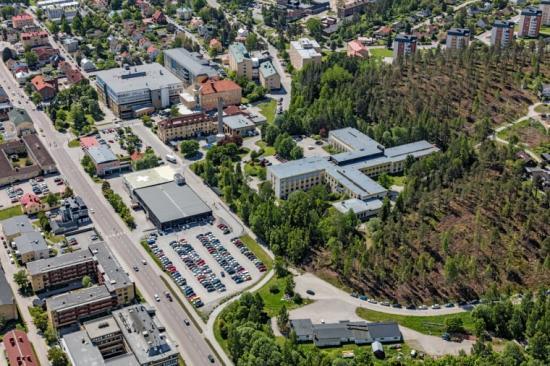 Sweco anlitas för modernisering av Hudiksvalls sjukhus.