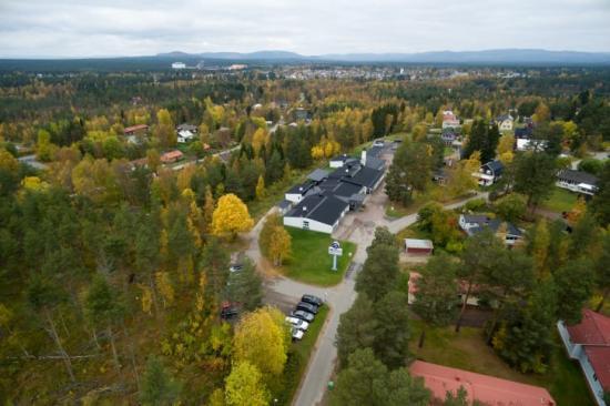 Fyrfasen Energis kontor, Sveg.