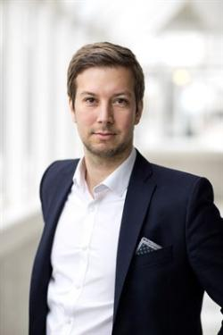 Juha Hartomaa,ny chef för Peabs investerarrelationer.
