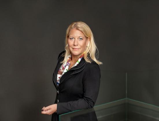 Catharina Elmsäter-Svärd, vd för Byggföretagen.