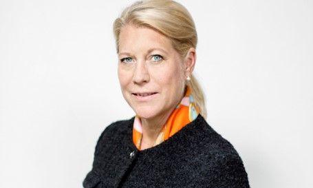 Catharina Elmsäter-Svärd, vd Sveriges Byggindustrier, välkomnar regeringens mål attminst 25 procent av de som anställs i bygg- och anläggningsbranschenår 2030 skavara kvinnor.