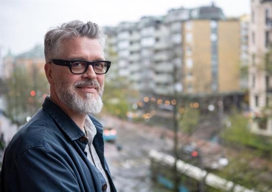 Jacob Sahlqvist, ny kontorschef för White i Göteborg.