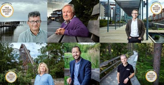 Nu är samtliga kandidater till årets Träskyddspris presenterade. Nu väntar ett tufft arbete för juryn att kora en vinnare, konstaterar Fredrik Westin, VD i Träskyddsföreningen.