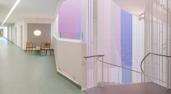 Rigshospitalet, Nordflygeln.
