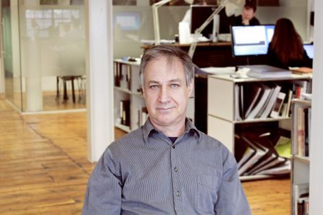 Teva Hesse, Director och arkitekt på C.F. Møller i Storbritannien.