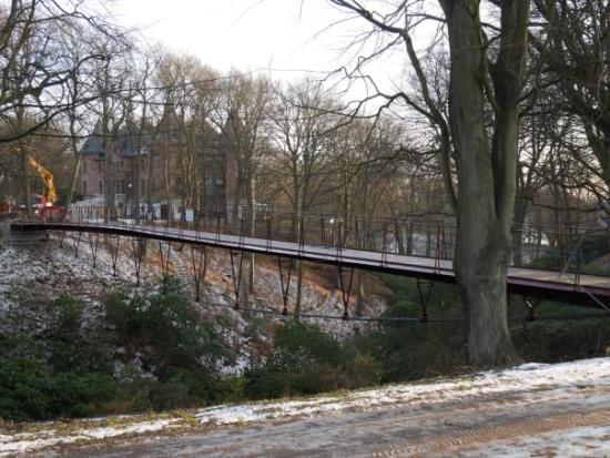 Sofias bro, ritad av arkitektkontoret Dissing+Weitling.