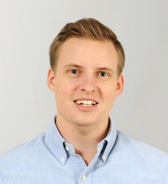 David Hermansson, affärsutvecklare på Ramboll Sverige.
