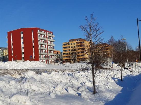 Riki-huset i Timrå.