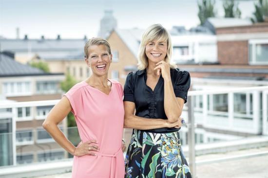 Anna Essehag och Louise König, Ramboll.