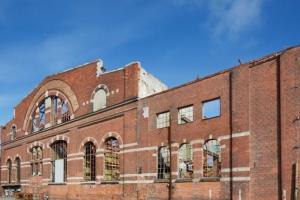 Kockums klassiska industrimark ska förvandlas till en levande stadsdel.