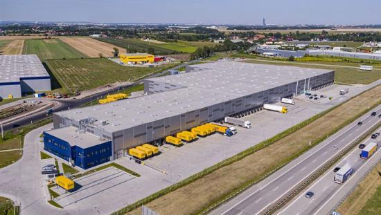 Park Wrocław I, en modern fastighet på 25 000 kvm som nu ingår i Logicenters polska portfölj.