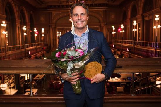 Ola Serneke, VD och grundare av Serneke-koncernen, är Årets Grundare 2018
