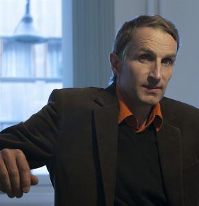 Henrik Orrje, vik direktör Statens konstråd.