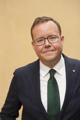 Olle Burell blir arkitekt igen, efter mer än 18 år som heltidspolitiker.