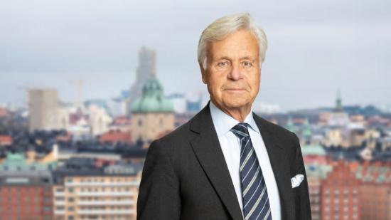 Hans Eliasson, Ordförande i Familjen Eliassons stiftelse för utveckling av god byggnadskultur samt grundare och ägare av AB Gullringsbo Egendomar.