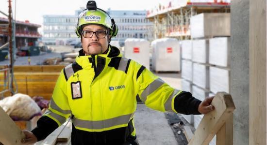 Daniel Kjørberg Siraj, koncernchef OBOS BBL.