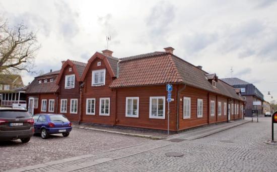 Gamla apotektet i Hedemora vann Dalarnas Byggnadsvårdspris år 2017. Nu är det dags att nominera bidrag till år 2019.